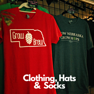 Clothing, Hats & Socks